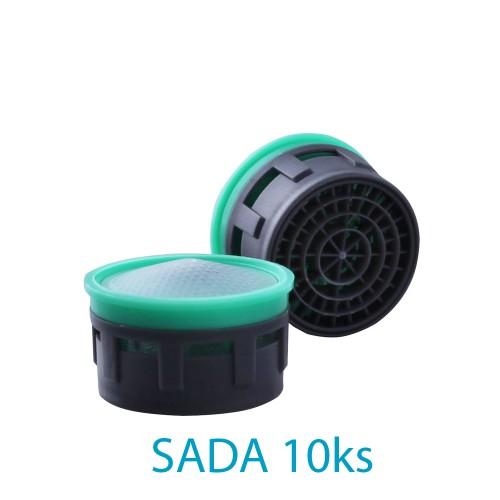 Úsporná vložka aerátoru, 6 l/min - SADA 10ks