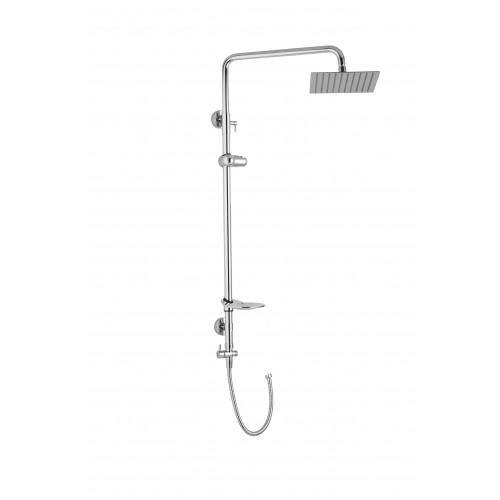 Sprchová sestava pro dolní vývod  s SHC 20, s příslušenstvím