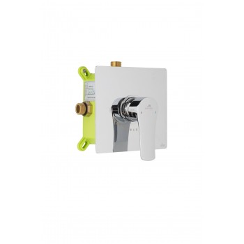 Podomítkový box WAT - jednocestný