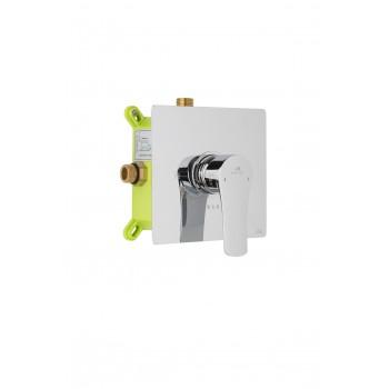 Podomítkový box HEDA - jednocestný